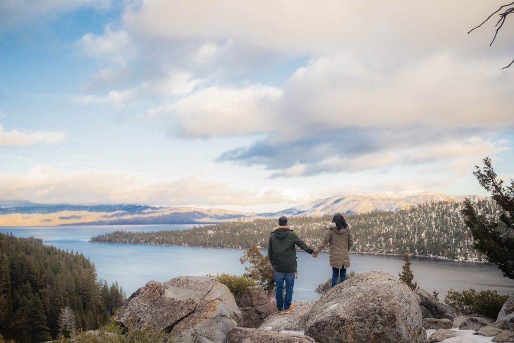 Lake Tahoe Wedding & Family Photos by Starscape Studios | Lake Tahoe Engagements + Couples Photos