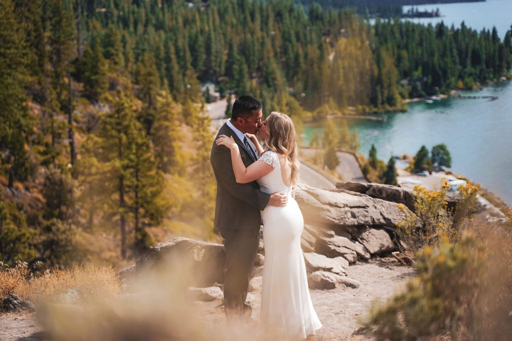 How to elope in Lake Tahoe