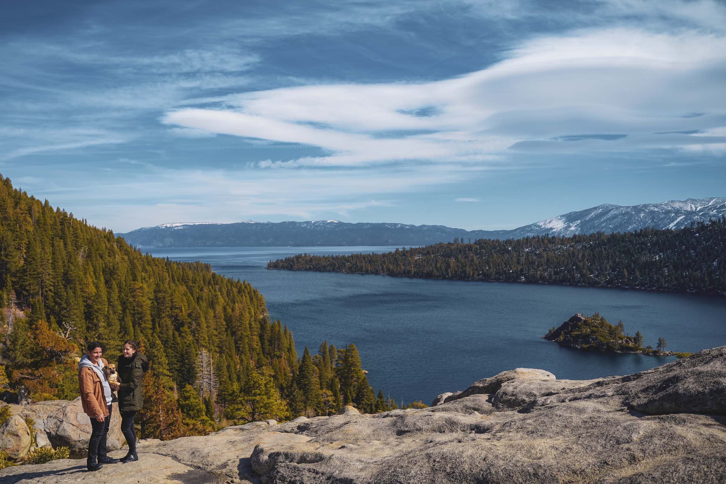 Emerald Bay State Park proposal