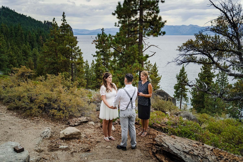 Lake Tahoe Elopement guide