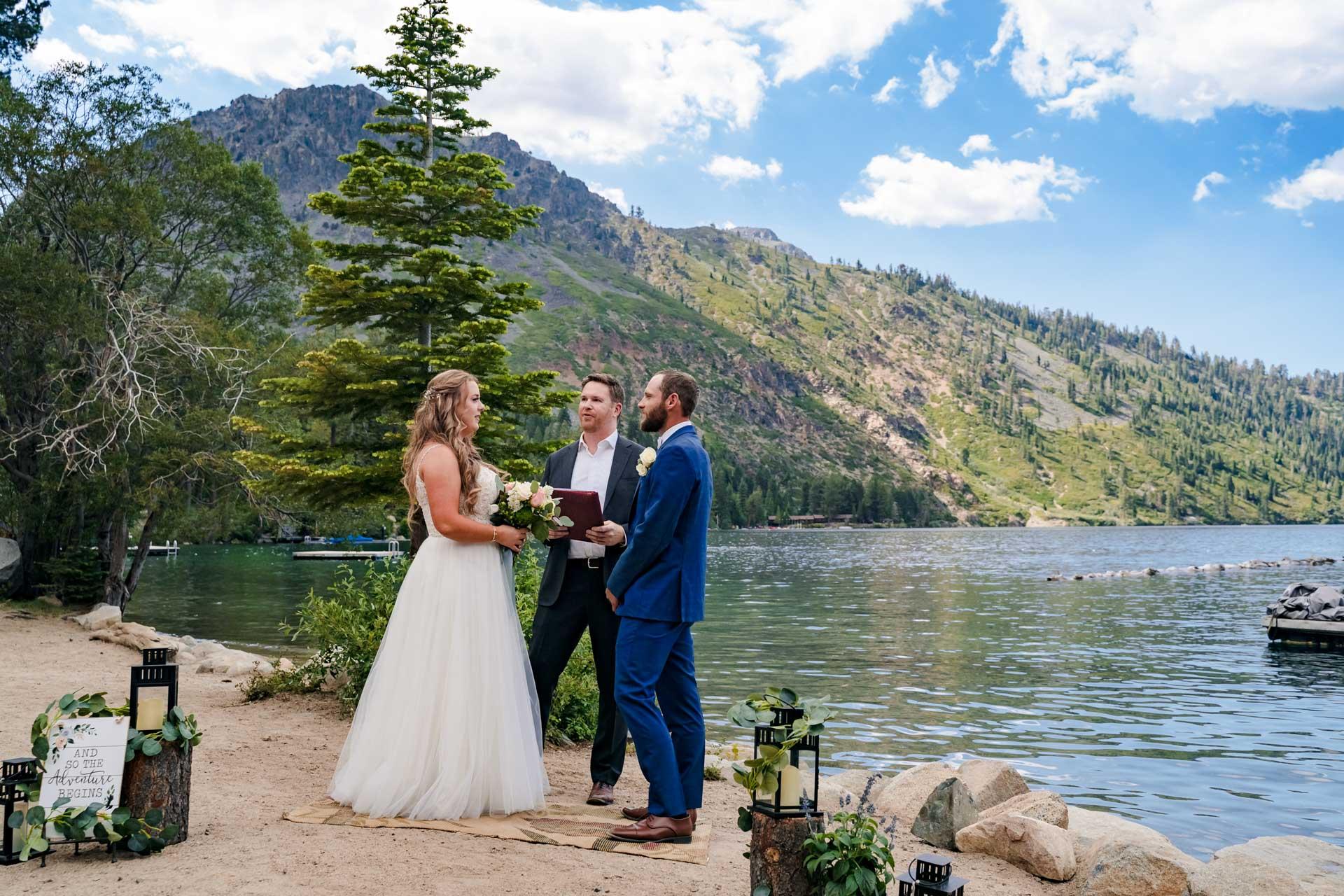 Lake Tahoe wedding photographer Starscape Studios